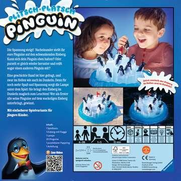 21325 Kinderspiele Plitsch - Platsch Pinguin von Ravensburger 2