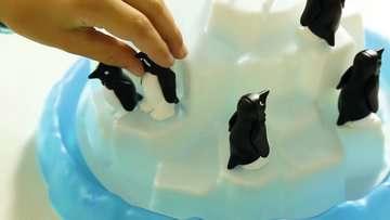 Plitsch - Platsch Pinguin Spiele;Kinderspiele - Bild 9 - Ravensburger