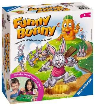 Funny Bunny Games;Children s Games - image 2 - Ravensburger