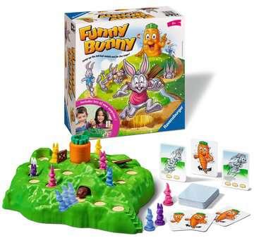 Funny Bunny Games;Children s Games - image 3 - Ravensburger