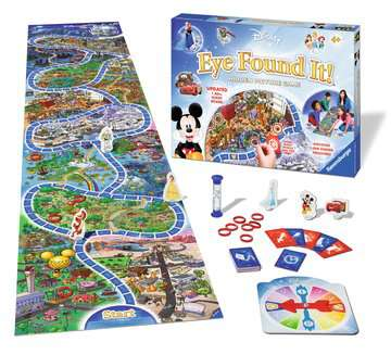 Disney Eye Found it! Games;Children s Games - image 2 - Ravensburger