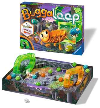 Buggaloop Games;Children s Games - image 2 - Ravensburger