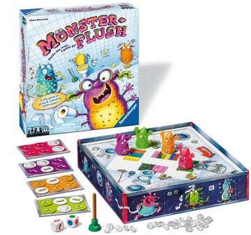 Monster Flush Games;Children's Games - image 2 - Ravensburger