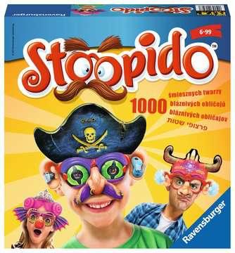 STOOPIDO Gry;Gry dla dzieci - Zdjęcie 1 - Ravensburger