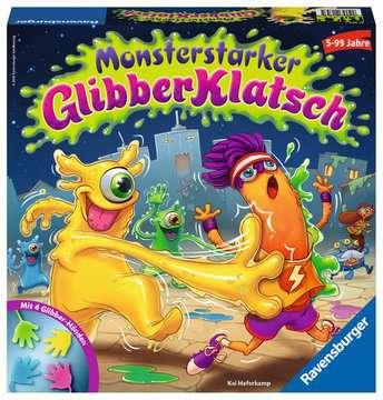 Monsterstarker GlibberKlatsch Spiele;Kinderspiele - Bild 1 - Ravensburger