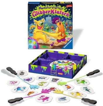 21353 Kinderspiele Monsterstarker GlibberKlatsch von Ravensburger 3