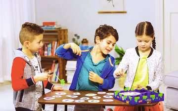 21353 Kinderspiele Monsterstarker GlibberKlatsch von Ravensburger 7