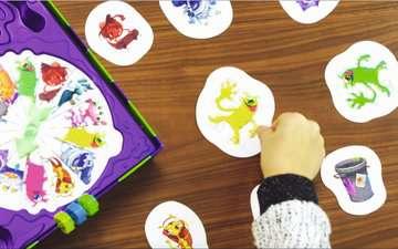 21353 Kinderspiele Monsterstarker GlibberKlatsch von Ravensburger 8