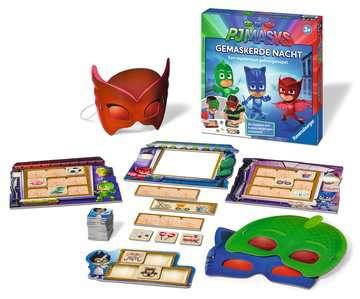 PJ Masks Gemaskerde Nacht Spellen;Vrolijke kinderspellen - image 2 - Ravensburger