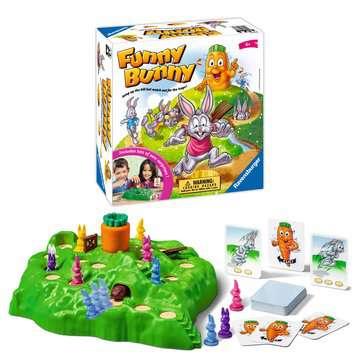 Funny Bunny Games;Children's Games - image 2 - Ravensburger