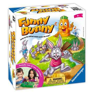 Funny Bunny Games;Children's Games - image 3 - Ravensburger