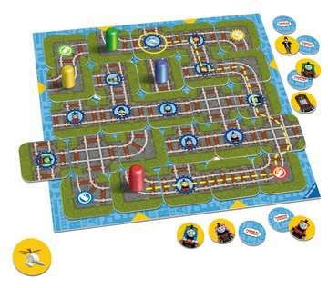 Thomas & Friends Labyrinth Junior Games;Children s Games - image 2 - Ravensburger
