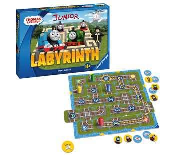 Thomas & Friends Labyrinth Junior Games;Children s Games - image 3 - Ravensburger