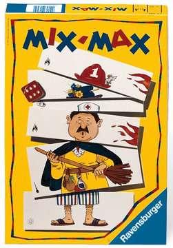 Mix - Max Spil;Børnespil - Billede 1 - Ravensburger