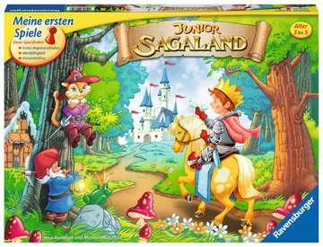 21372 Kinderspiele Junior Sagaland von Ravensburger 1