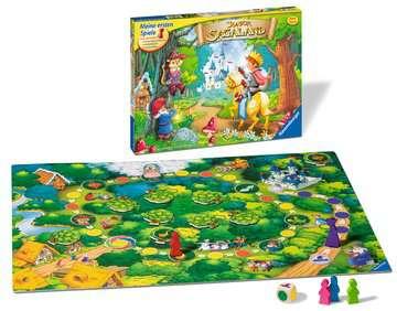 21372 Kinderspiele Junior Sagaland von Ravensburger 2