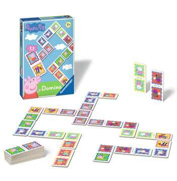 Peppa Pig Dominoes Games;Children s Games - image 2 - Ravensburger