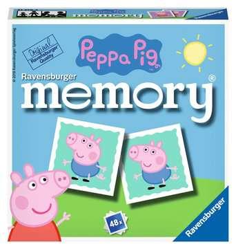 Peppa Pig mini memory® Games;memory® - image 1 - Ravensburger