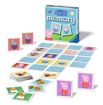 Peppa Pig mini memory® Games;memory® - image 2 - Ravensburger