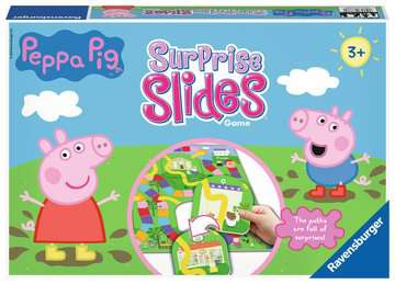 Peppa Pig Surprise Slides Game Games;Children s Games - image 1 - Ravensburger