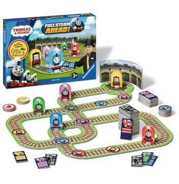 Thomas&Friends: Met volle kracht vooruit! Spellen;Vrolijke kinderspellen - image 2 - Ravensburger