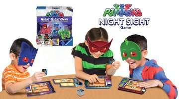 PJ Masks Night Sight™ Game Games;Children s Games - image 2 - Ravensburger