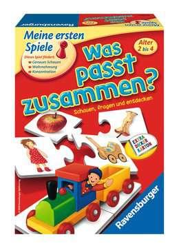 Was passt zusammen? Spiele;Kinderspiele - Bild 1 - Ravensburger
