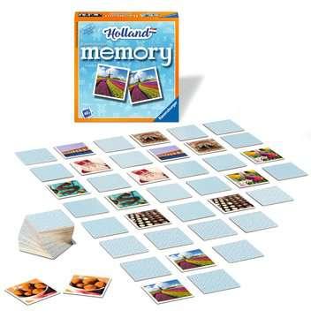 Holland mini memory® Jeux;memory® - Image 2 - Ravensburger