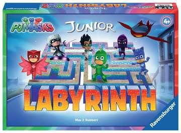 Labyrinthe Junior Pyjamasques Jeux de société;Jeux enfants - Image 1 - Ravensburger