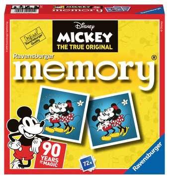 Disney Mickey Mouse memory® Jeux éducatifs;Loto, domino, memory® - Image 1 - Ravensburger