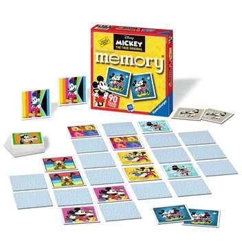 Disney Mickey Mouse memory® Spil;Børnespil - Billede 2 - Ravensburger