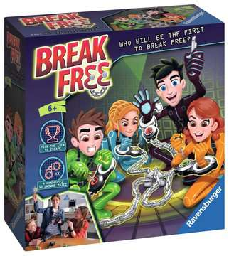 Break Free Games;Children s Games - image 1 - Ravensburger