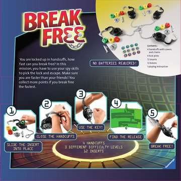 Break Free Games;Children s Games - image 7 - Ravensburger