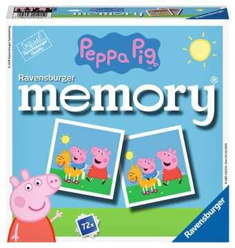 Peppa Pig memory® Spiele;Kinderspiele - Bild 1 - Ravensburger