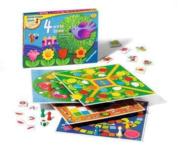 4 erste Spiele Spiele;Kinderspiele - Bild 2 - Ravensburger