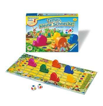 21420 Kinderspiele Tempo, kleine Schnecke! von Ravensburger 2