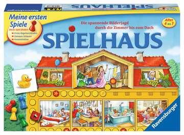 Spielhaus Spiele;Kinderspiele - Bild 1 - Ravensburger