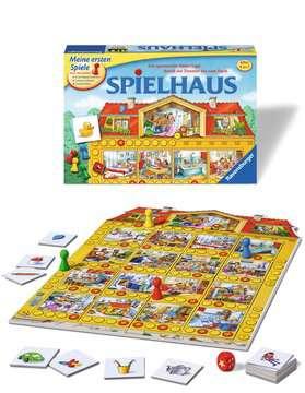 Spielhaus Spiele;Kinderspiele - Bild 2 - Ravensburger