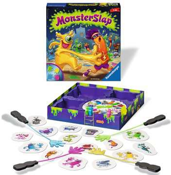 Monster Slap Spill;Barnespill - bilde 2 - Ravensburger