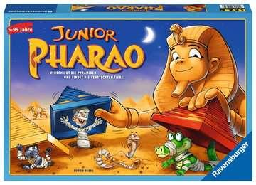 21435 Kinderspiele Junior Pharao von Ravensburger 1