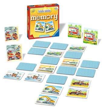 Mein erstes memory® Fahrzeuge Spiele;Kinderspiele - Bild 2 - Ravensburger