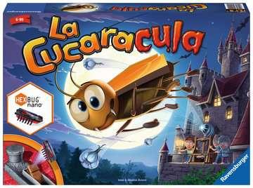 La Cucaracula Hry;Zábavné dětské hry - obrázek 1 - Ravensburger