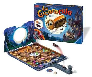La Cucaracula Hry;Zábavné dětské hry - obrázek 2 - Ravensburger