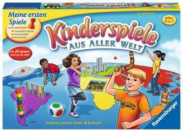 21441 Kinderspiele Kinderspiele aus aller Welt von Ravensburger 1