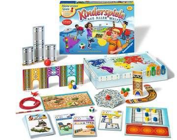 Kinderspiele aus aller Welt Spiele;Kinderspiele - Bild 2 - Ravensburger