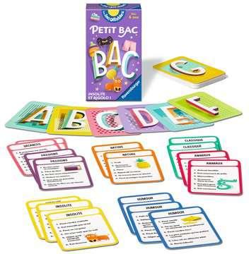 Le P tit bac des Incollables Jeux;Jeux de société pour la famille - Image 2 - Ravensburger