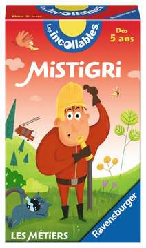 Mistigri des Incollables Jeux;Jeux de société pour la famille - Image 1 - Ravensburger