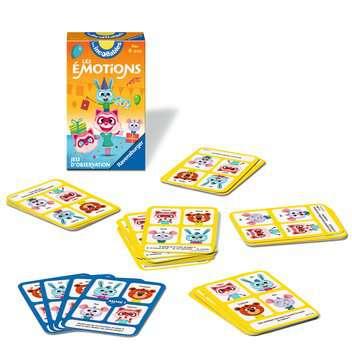 Le jeu des émotions des Incollables Jeux;Jeux de société pour la famille - Image 2 - Ravensburger