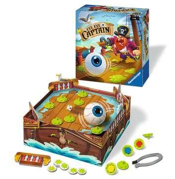 21470 Kinderspiele Eye Eye Captain von Ravensburger 2