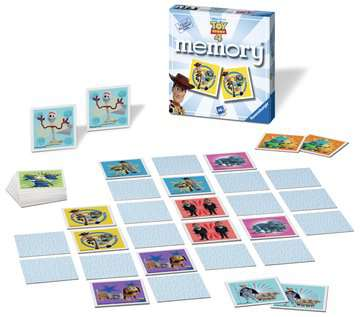 Toy Story 4 mini memory® Games;memory® - image 2 - Ravensburger